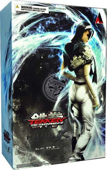 Tekken Tag Tournament 2 Play Arts Kai Jun Kazama Action Figure