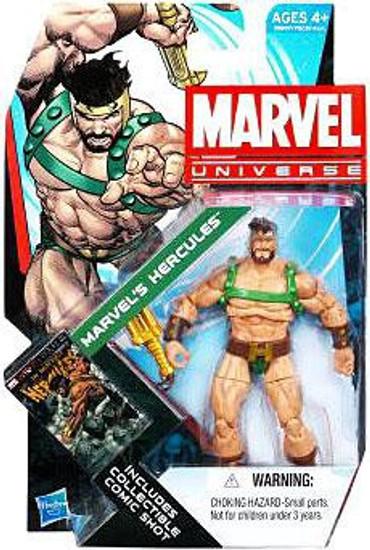 Marvel Universe Series 21 Marvel's Hercules Action Figure #17