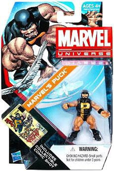 Marvel Universe Series 21 Marvel's Puck Action Figure #20