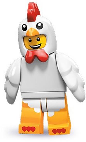 LEGO Minifigures Series 9 Chicken Suit Guy Minifigure [Loose]