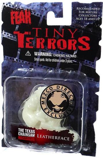 Nightmare on Elm Street Cinema of Fear Tiny Terrors Series 1 Leatherface Exclusive Mini Figure [Glow-in-the-Dark]