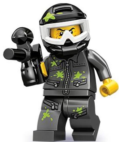 LEGO Minifigures Series 10 Paintball Player Minifigure [Loose]