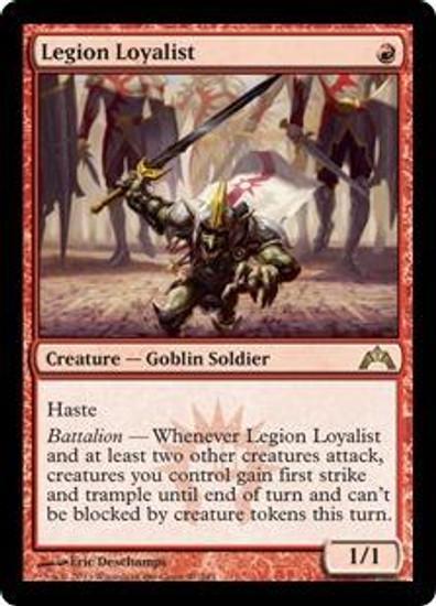 MtG Gatecrash Rare Legion Loyalist #97