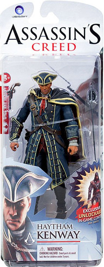 McFarlane Toys Assassin's Creed Haytham Kenway Action Figure