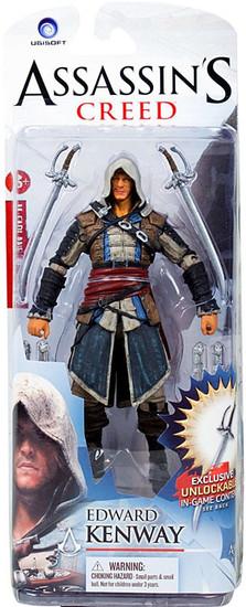 McFarlane Toys Assassin's Creed Edward Kenway Action Figure
