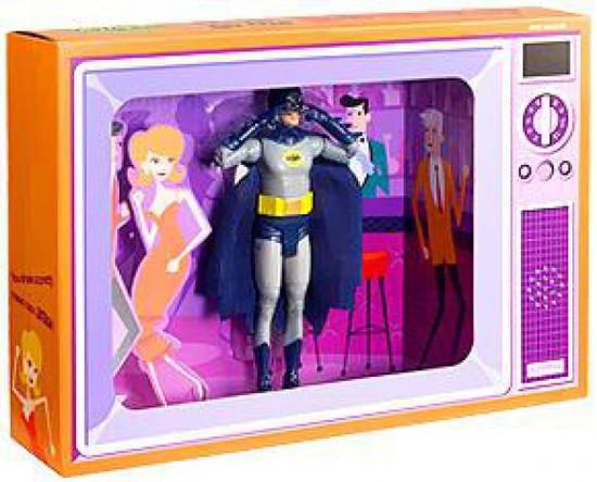 1966 TV Series Batman Exclusive Action Figure [Batusi TV!]