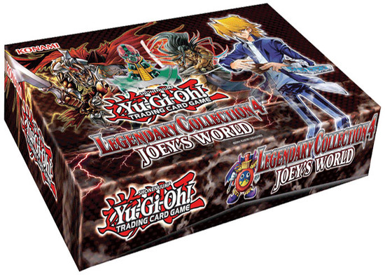 YuGiOh Legendary Collection 4 Joey's World Boxed Set