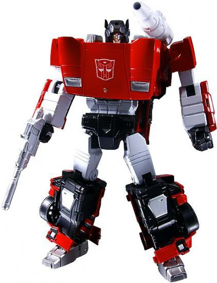 Transformers Japanese Masterpiece Collection Sideswipe Action Figure MP-12 [Lambor]