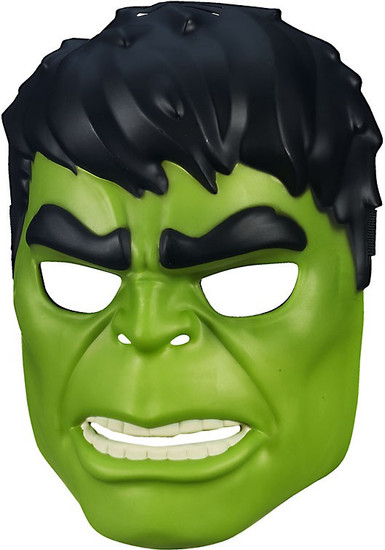 Marvel Avengers Assemble Hulk Mask
