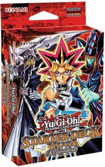 YuGiOh Trading Card Game Yugi Reloaded (1st Edition) Starter Deck