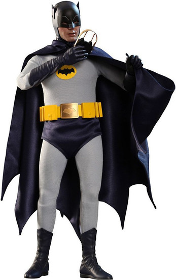 1966 TV Series Movie Masterpiece Batman Collectible Figure