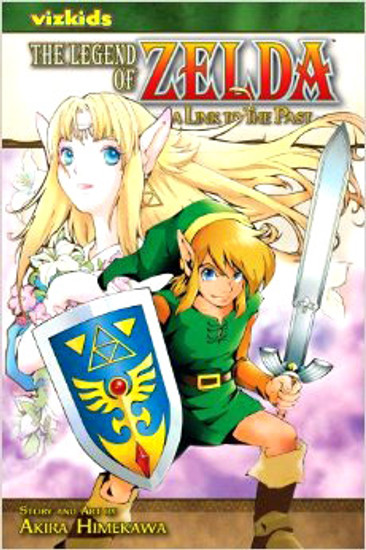 The Legend of Zelda A Link to the Past Manga [Volume 9]