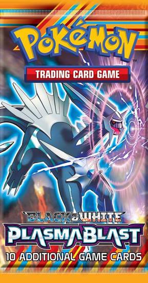 Pokemon Trading Card Game Black & White Plasma Blast Booster Pack [10 Cards]