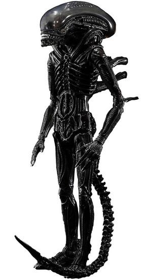 S.H. Monsterarts Big Chap Alien Action Figure