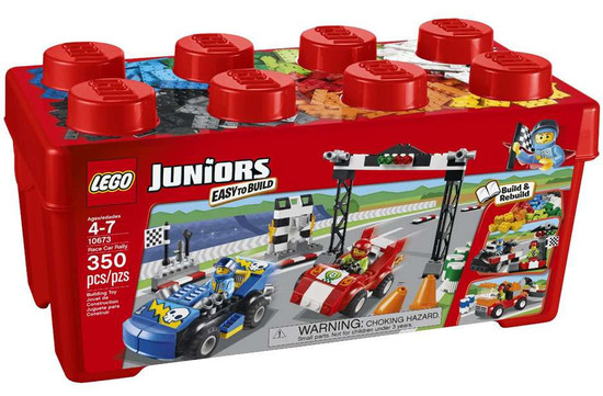 LEGO Juniors Race Car Rally Set #10673