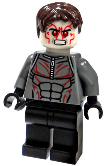 LEGO Marvel Super Heroes Extremis Soldier Minifigure [Loose]