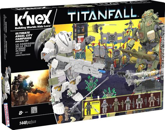 K'NEX Titanfall Ultimate Angel City Campaign Set #69500