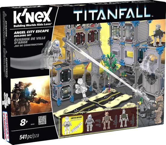 K'NEX Titanfall Angel City Escape Set #69505