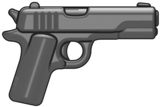 BrickArms M1911 v2 2.5-Inch [Gunmetal]