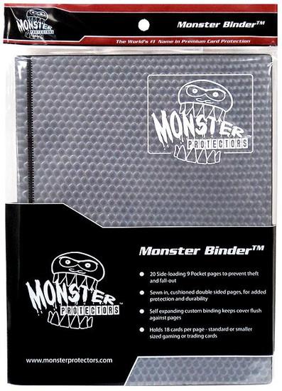 Card Supplies Black Holofoil 9-Pocket Binder
