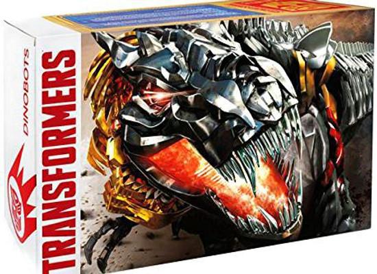 Transformers Dinobots Exclusive Action Figure Set