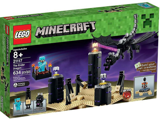 LEGO Minecraft The Ender Dragon Set #21117