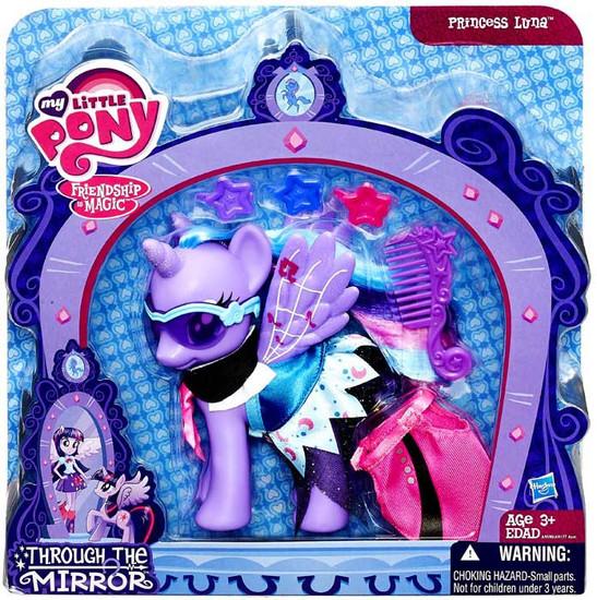 My Little Pony Friendship is Magic Through the Mirror Princess Luna Exclusive Figure