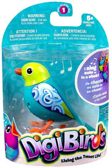 DigiBirds Amber Single Pack