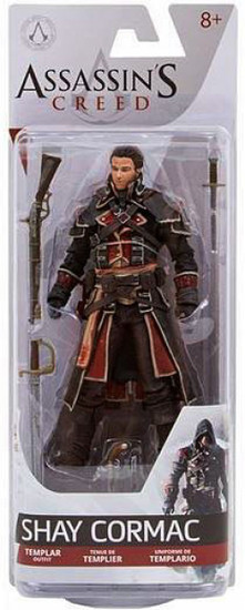 McFarlane Toys Assassin's Creed Series 4 Shay Cormac Action Figure