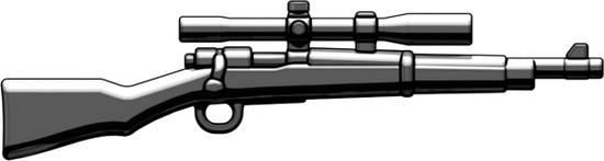 BrickArms M1903 USMC Sniper 2.5-Inch [Black]
