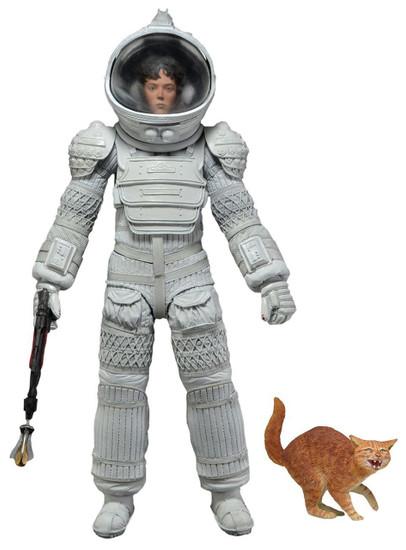 NECA Alien Series 4 Ellen Ripley (Compression Suit) Action Figure