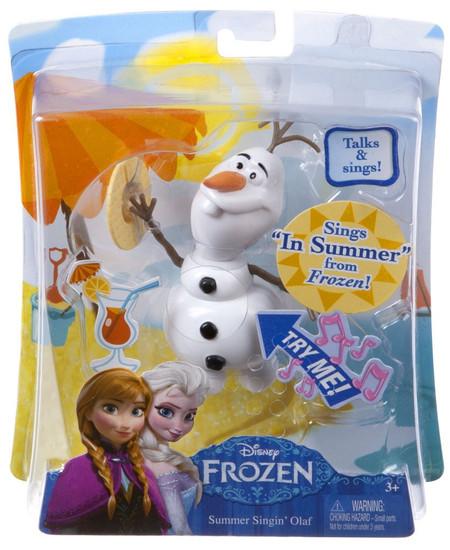Disney Frozen Summer Singin' Olaf Doll