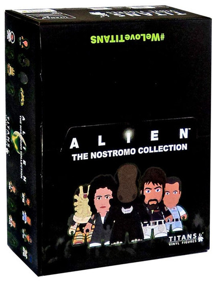 Alien Titans Collection Nostromo Collection Mystery Box [20 Packs]