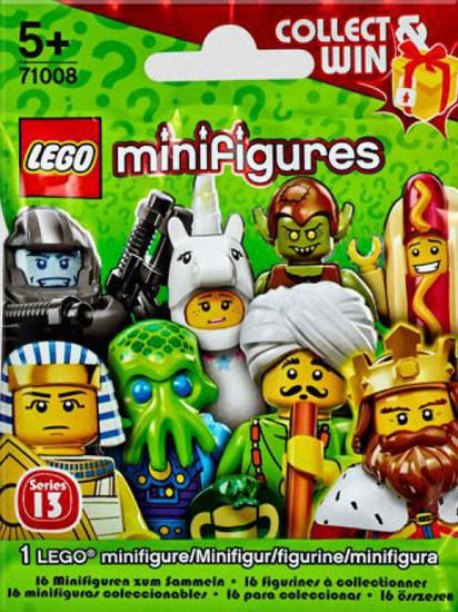 LEGO Minifigures Series 13 Mystery Pack