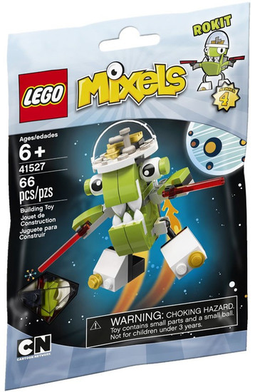 LEGO Mixels Series 4 ROKIT Set #41527 [Bagged]