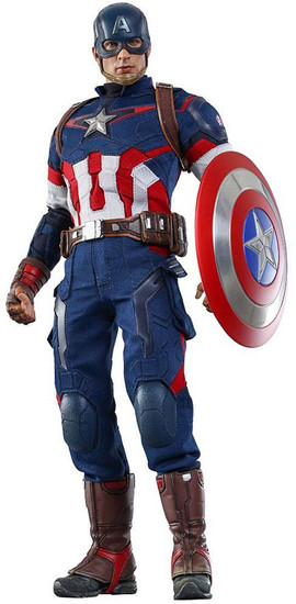 Marvel Avengers Age of Ultron Captain America Collectible Figure