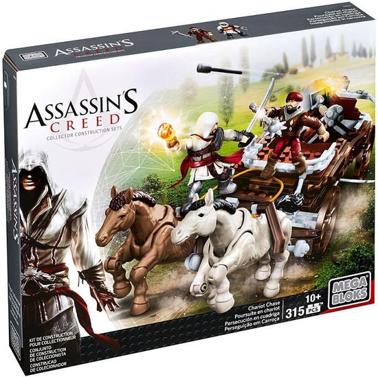 Mega Bloks Assassin's Creed Chariot Chase Set #38081