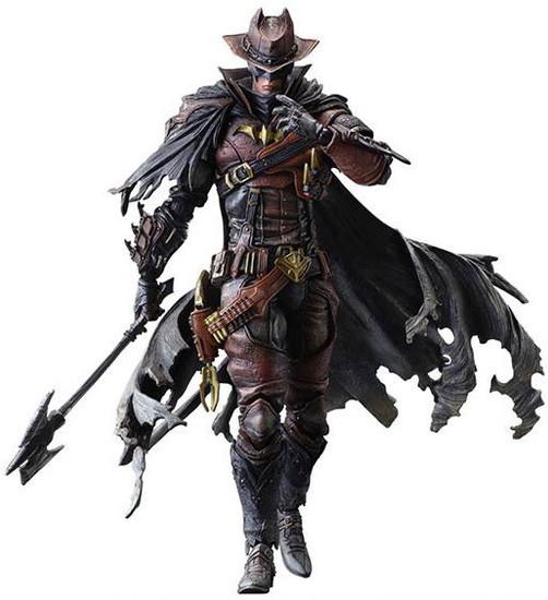 Variant Timeless Play Arts Kai Wild West Batman Action Figure