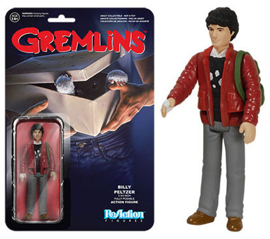 Funko Gremlins ReAction Billy Peltzer Action Figure