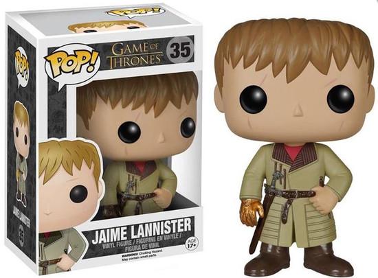 Funko Game of Thrones POP! TV Jaime Lannister Vinyl Figure #35
