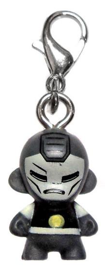 Marvel MunnyWorld Zipper Pulls Series 2 War Machine 1-Inch Zipper Pull