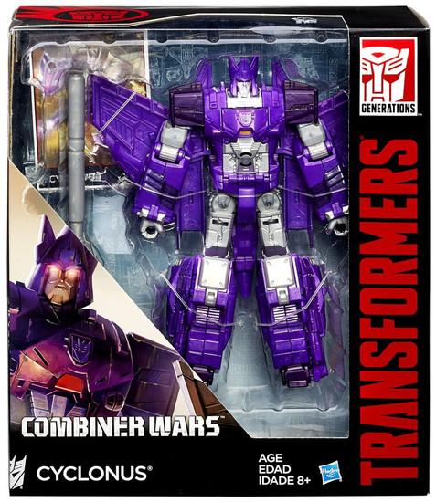 Transformers Generations Combiner Wars Cyclonus Voyager Action Figure
