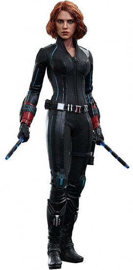 Marvel Avengers Age of Ultron Black Widow Collectible Figure