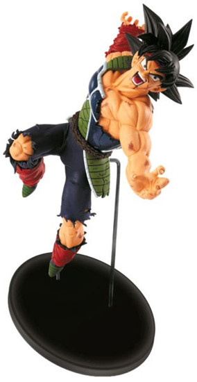 Dragon Ball Z SCultures Bardock 8-Inch Collectible Figure