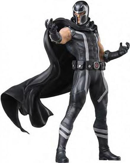 Marvel Now ArtFX+ Magneto Statue [Black Costume]
