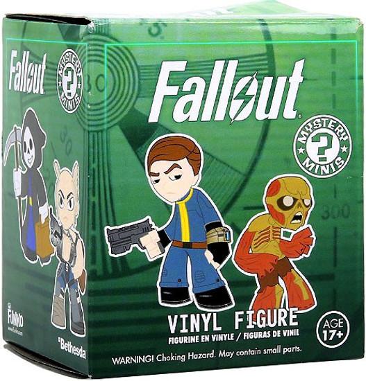 Funko Mystery Minis Fallout Series 1 Mystery Pack [1 RANDOM Figure]
