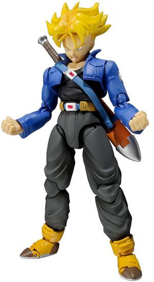 Dragon Ball Z S.H. Figuarts Trunks Action Figure [Premium Color Edition]
