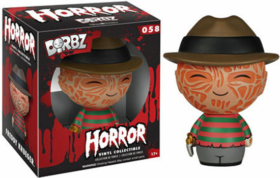 Funko Nightmare on Elm Street Dorbz Freddy Krueger Vinyl Figure #058