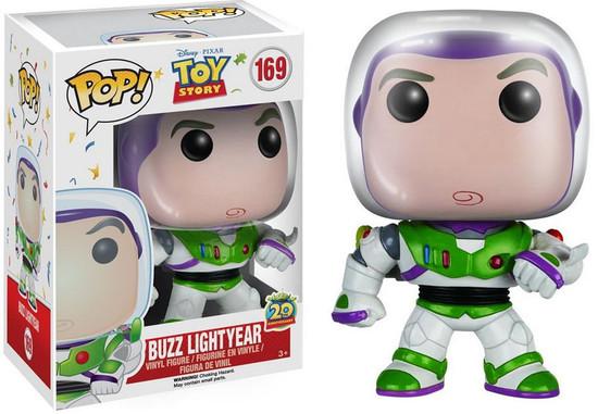 Funko Toy Story POP! Disney Buzz Lightyear Vinyl Figure #169 [20th Anniversary]