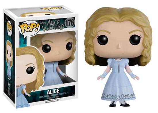 Funko Alice in Wonderland POP! Disney Alice Vinyl Figure #176